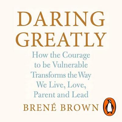 ブレネー・ブラウンのオーディオブック3冊のレビューとNetflix「勇気を出して」の感想 | 洋書多聴ブログ