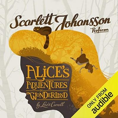 『不思議の国のアリス』スカーレット・ヨハンソンが朗読するオーディオブック