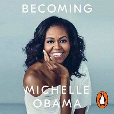 『BECOMING』ミシェル・オバマのオーディオブック