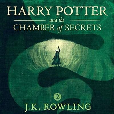『ハリー・ポッターと秘密の部屋』英語のオーディオブック