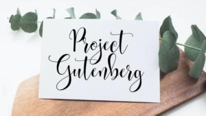 【多読にぴったり】無料で洋書が読めるProject Gutenbergの使い方