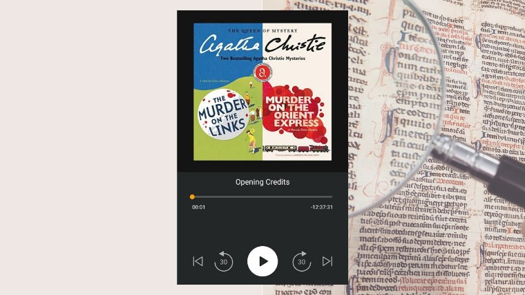 murder on the orient express and links - my audiobooks