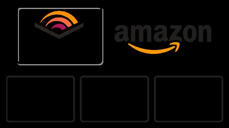 AmazonのAudible(オーディブル)とは