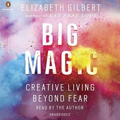 『BIG MAGIC 好きなことからはじめよう。』英語のオーディオブック