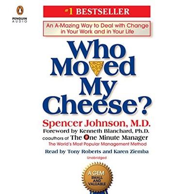 『チーズはどこへ消えた』英語のオーディオブック