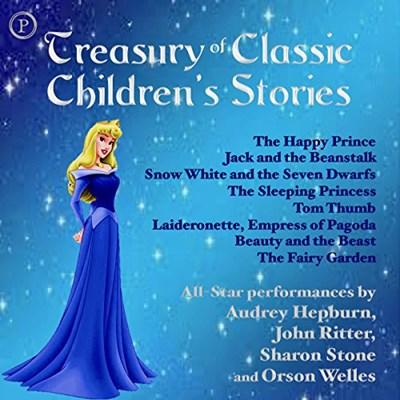 オードリー・ヘップバーンの声で「眠れる森の美女」が楽しめるオーディオブック