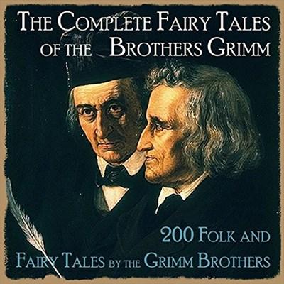 「ラプンツェル」などグリム童話が200話収録されているオーディオブック