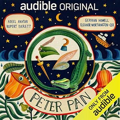 『ピーターパン』英語のオーディオブック(米Audible聴き放題対象)