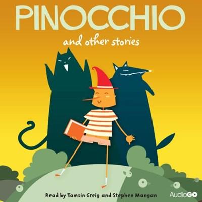 『ピノキオ』英語のオーディオブック(米Audible聴き放題対象)