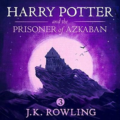 『ハリーポッターとアズカバンの囚人』英語のオーディオブック