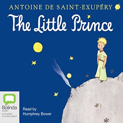 『星の王子様』 英語のオーディオブック