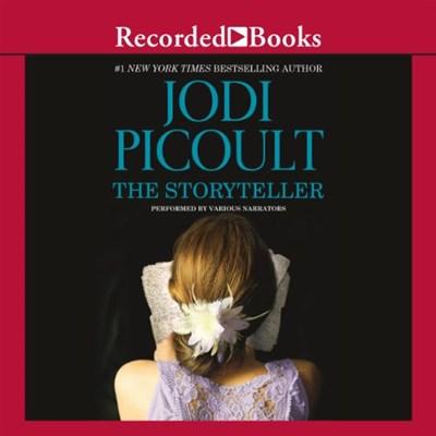 The Storyteller by Jodi Picoult オーディオブック