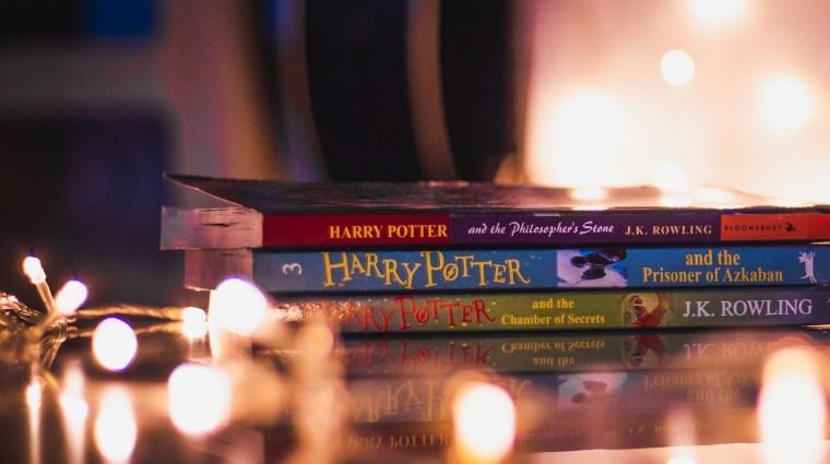 ハリーポッターの原書を英語で読む