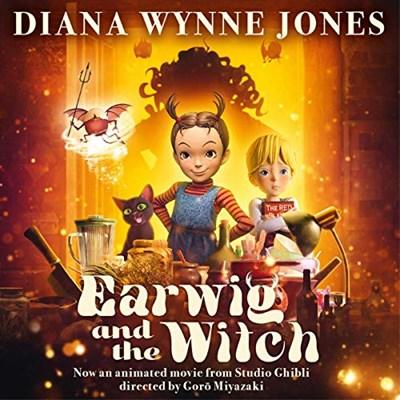ジブリ「アーヤと魔女」英語版オーディオブック『Earwing and the Witch』