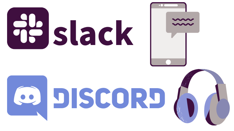 SlackとDiscord